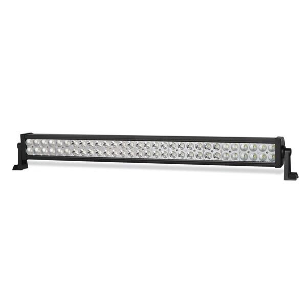 180W Dual Row Side Mount Light Bar