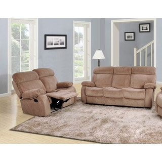 Percy 2-Piece Corduroy Sofa Set