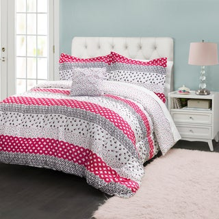Lush Decor Franny Comforter Set