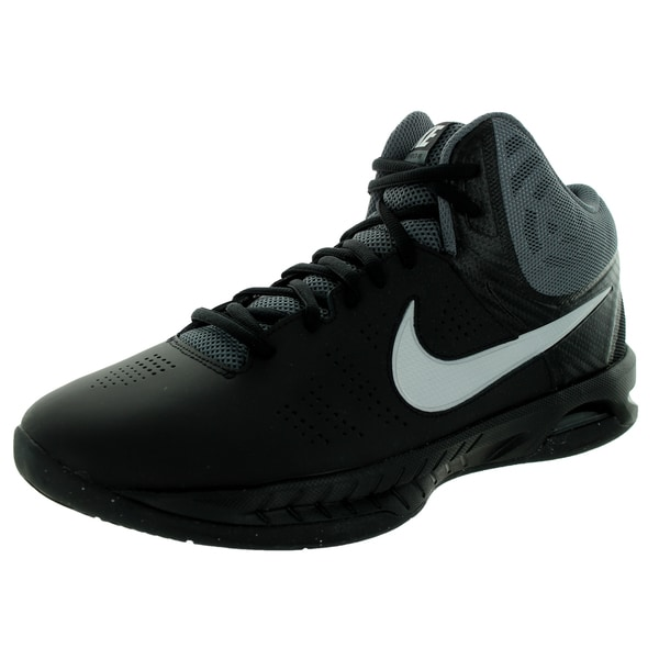Nike Men's Air Visi Pro Vi Blacklatinum/Dark Grey Basketball Shoe