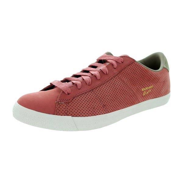 Onitsuka Tiger Unisex Lawnship Red Casual Shoe