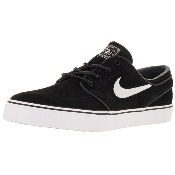 Nike Men's Zoom Stefan Janoski Og Black/White/Gum Light Brown Skate Shoe