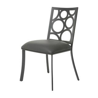 Villa Metro Grey Side Chair (Set of 2)