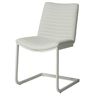 Emma White Side Chair (Set of 2)