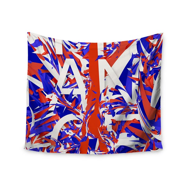 KESS InHouse Danny Ivan 'France' World Cup 51x60-inch Tapestry
