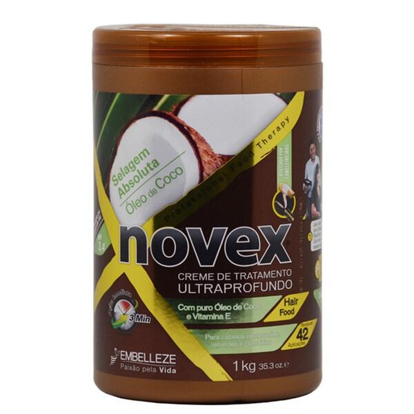 Novex Coconut Oil 35.3-ounce Hair Treatment