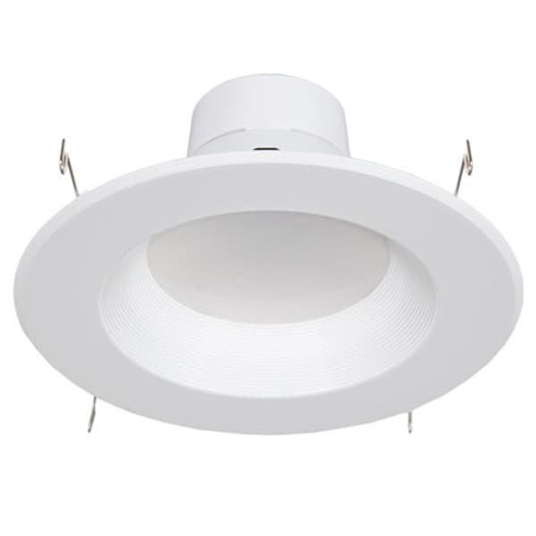 "Maxxima 6"""" Dimmable LED Retrofit Downlight 4000K Neutral White, 900 Lumens"