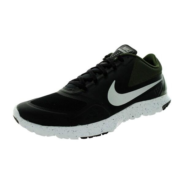 Nike Men's Fs Lite Trainer Ii Black/Metallic Silver/Crg Khk/White Training Shoe