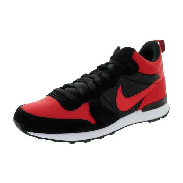 Nike Men's Internationalist Mid Varsity Red/Vrsty Red/Black/White Running Shoe