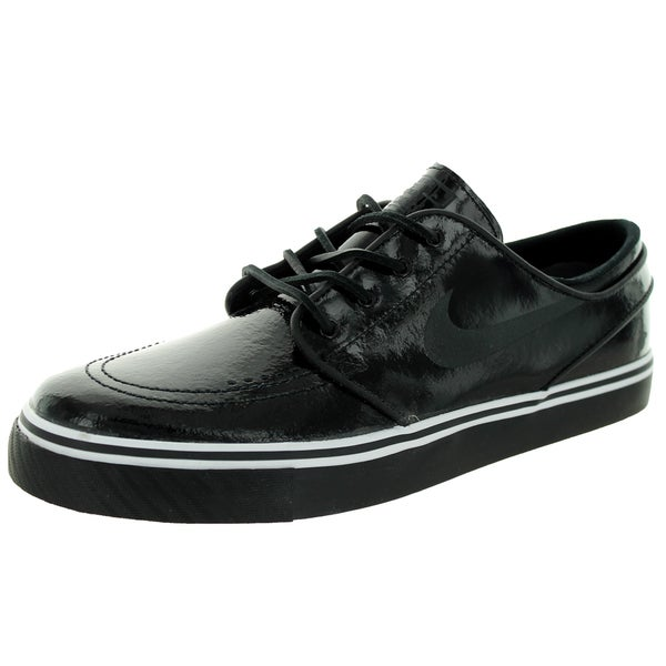 Nike Men's Zoom Stefan Janoski Pr Qs Black/White Infrared Skate Shoe