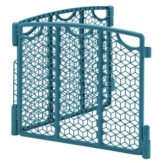 Evenflo Versatile Play Space 2-piece Extension Kit in Teal