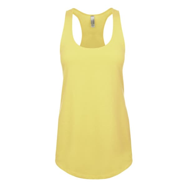 Blast Girl's Banana Cream Tank Jersey