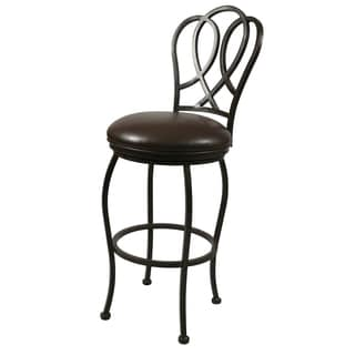 Oxford 26 Inch Swivel Counter Stool 13867151 Overstock