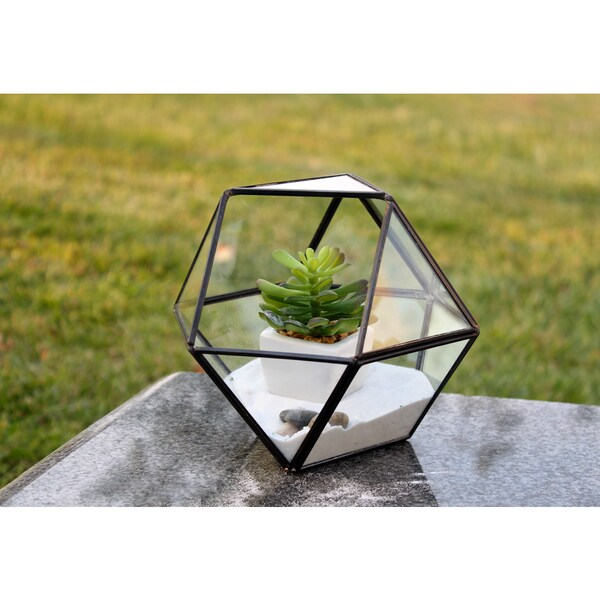 Cuboctahedron Multi-facet Ball Geometric Terrarium