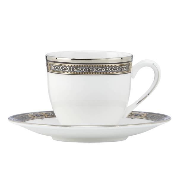 Lenox Vintage Jewel DW China Demi Cup/Saucer 19507442
