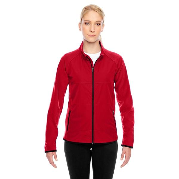 Women's Pride Red Microfleece Sport Jacket