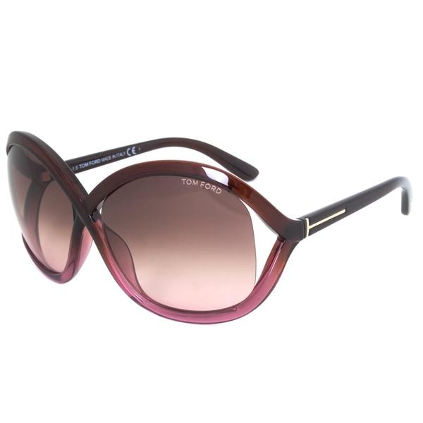 Tom Ford Asian Fit Sandra Sunglasses FT9297 50F