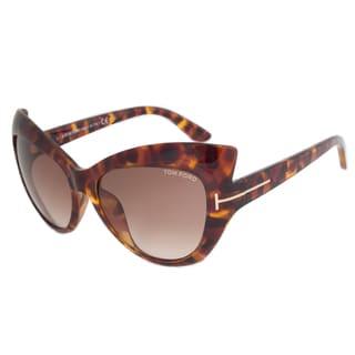 Tom Ford Asian Fit Bardot Sunglasses FT9284 52F