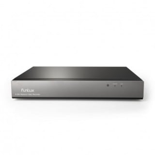 Funlux 8 Channel 720p HD 1-terabyte Hard Drive Network Video Recorder