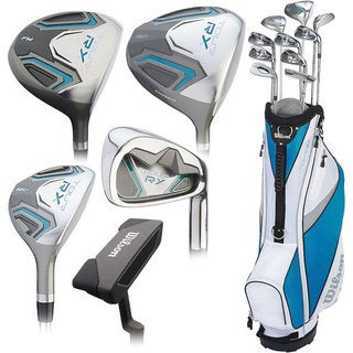 Wilson Tour RX Full Set Ladies