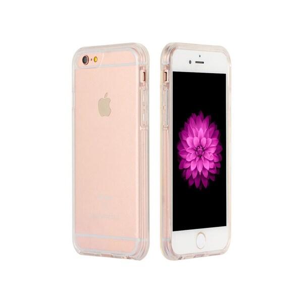 Apple iPhone 6 6S Invisible Plastic Bumper Ultra-thin Hybrid Case