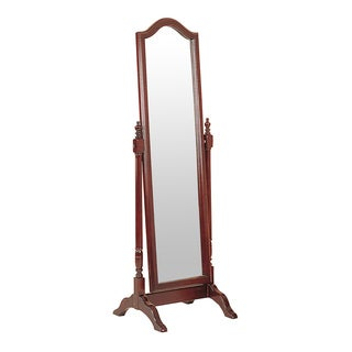 Coaster Brown Full-length Cheval Mirror