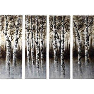 Coaster 'Through the Woods' Wall Art