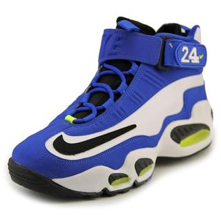 Nike Men's Air Griffey Max 1 Blue Synthetic Basketball Athletic Shoes