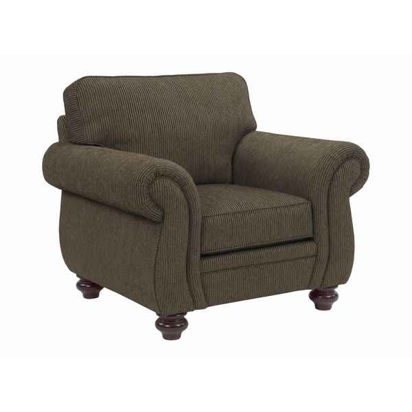 Broyhill Cassandra Brown Chair