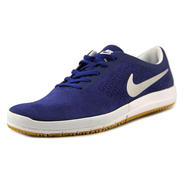 Nike Men's Free SB Nano Blue Nubuck Skate Shoes