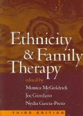 Ethnicity & Family Therapy (Hardcover)