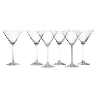 Lenox Tuscany Classics Cocktail Martini Glasses (Pack of 6)