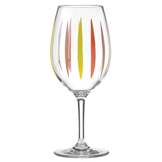 Dansk Burbs Acrylic Stemmed Wine Glass