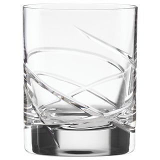 Lenox Adorn Clear Crystal Double Old Fashion Glass