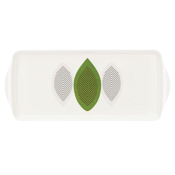 Dansk Burbs Melamine Small Rectangular Platter
