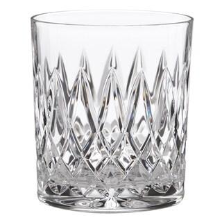 Lenox Mackenna Irish Crystal Double Old Fashioned Glasses (Set of 2)