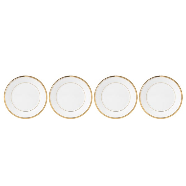 Lenox Eternal White Tidbit Plates (Pack of 4)