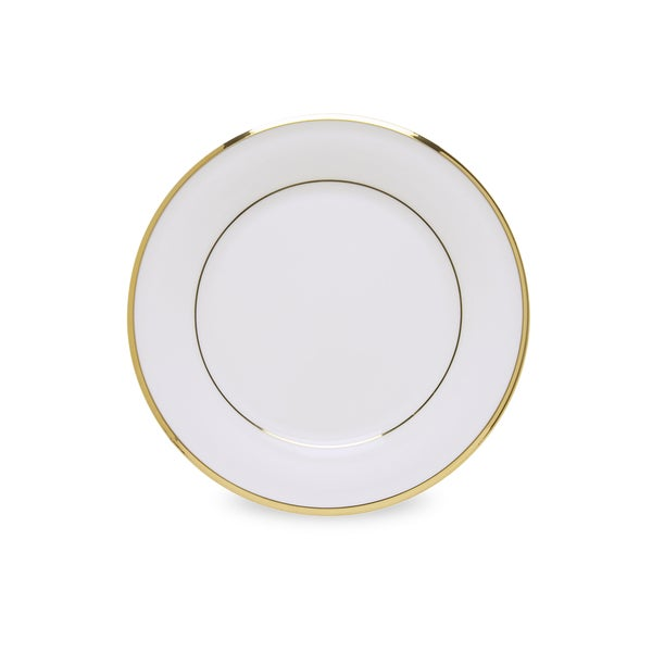 Lenox Eternal White Bone China Butter Plate