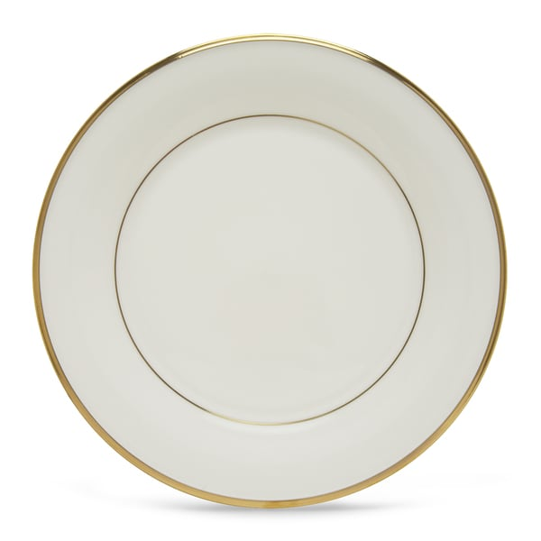 Lenox Eternal White Bone China Dinner Plate