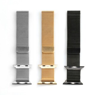 Stainless Steel Mesh Band for Apple Watch