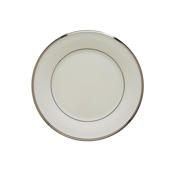 Lenox Solitaire White Salad Plate
