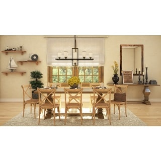 Tower 79-inch Dining Table