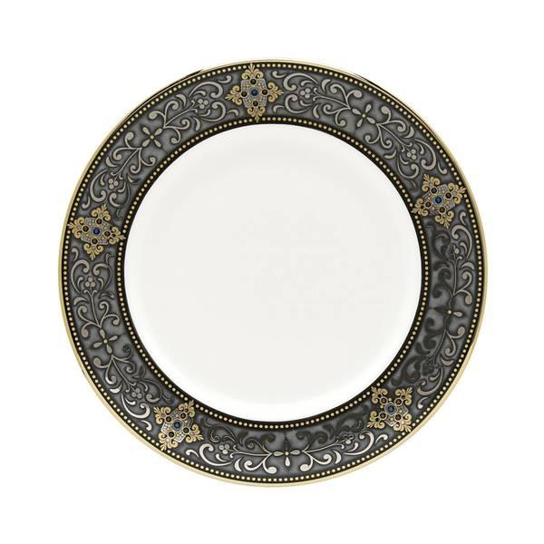 Lenox Vintage Jewel Gold China Salad/Dessert Plate