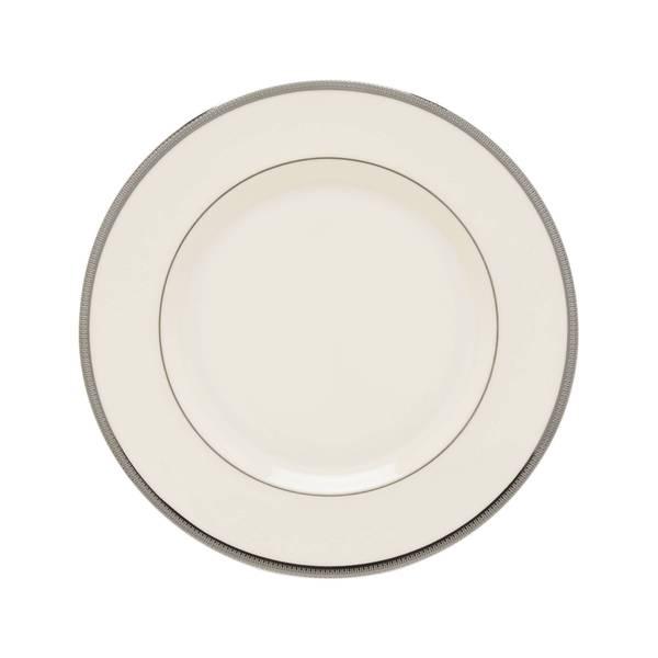 Lenox Tuxedo Platinum Salad/Dessert Plate