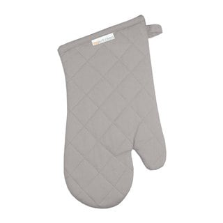 MUkitchen Nickel 100-percent Cotton Terry-lined 13-inch Oven Mitt