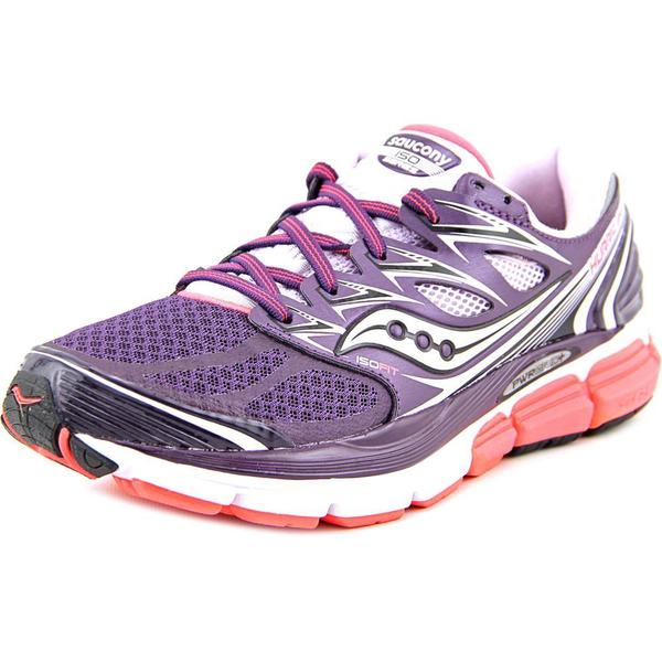 Saucony Women's 'Hurricane Iso' Mesh Athletic Shoes