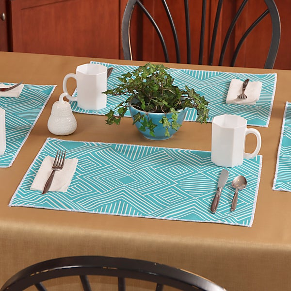 Phase Ocean Placemats (Pack of 4)