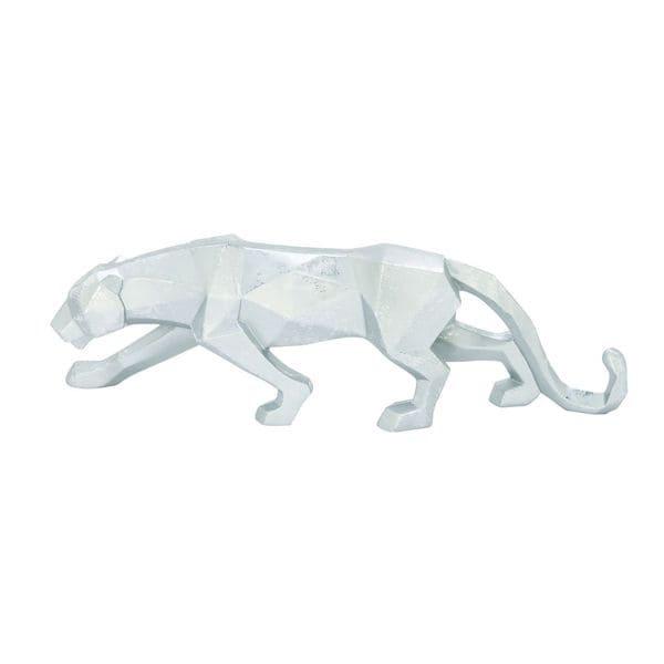 PS Silver Leopard Figurine