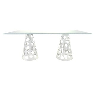 Berkley Cylinder-cone Dining Table