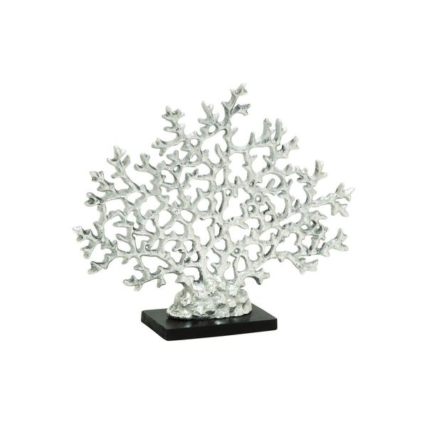 Aluminum 17-inches Wide x 14-inches High Coral
